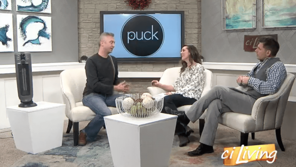 PUCK – Throwback Thursday Interview